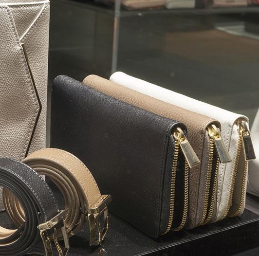 Distribution textile, industrie du luxe